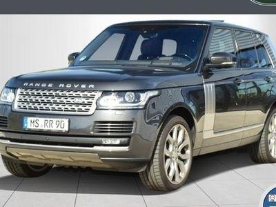 gebraucht Land Rover Range Rover 4.4 SDV8 Vogue Assistenz Panorama