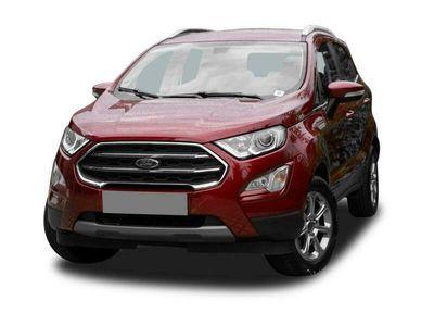 gebraucht Ford Ecosport EcoSportTitanium 5-tьrig EcoBoost 92 kW (125 PS