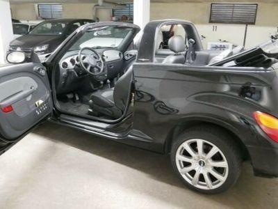 gebraucht Chrysler PT Cruiser Cabrio 2.4 Automatik Limited
