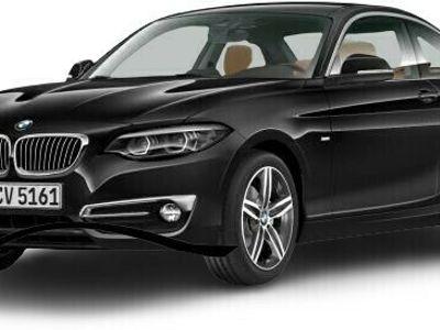 gebraucht BMW 220 220i Steptronic Coupe Luxury Line Sport Aut. PDC
