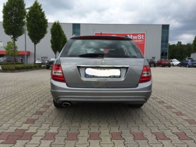 gebraucht Mercedes 220 MBCDI T mit AHK ,Comand Navi usw