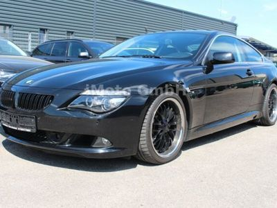 gebraucht BMW 650 CoupeCI*Night Vision*SHZ*Pano*Leder*Head-up
