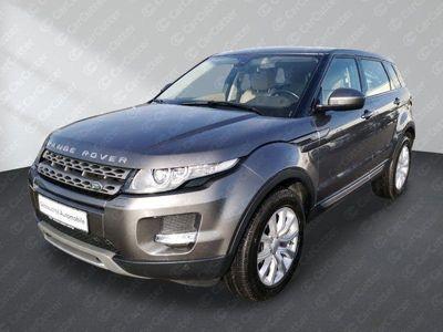 gebraucht Land Rover Range Rover evoque 2.2 SD4 Pure Leder PDC Klima DPF