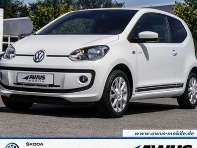gebraucht VW up! club 1.0 (Klima el. Fenster)