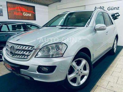 gebraucht Mercedes ML420 CDI 4Matic 7G-Tronic*GSD-Leder-Navi*
