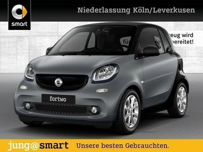 gebraucht Smart ForTwo Coupé 66kW passion cool&Media SHZ LED PDC