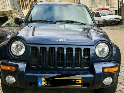 gebraucht Jeep Cherokee 3.7 Limited