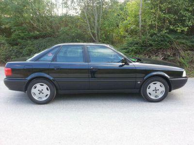 gebraucht Audi 80 Top Zustand 45782Km in Indigoblaum...