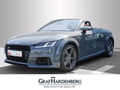 gebraucht Audi TT Roadster 2.0 TFSI quattro Matrix-LED Navi DAB