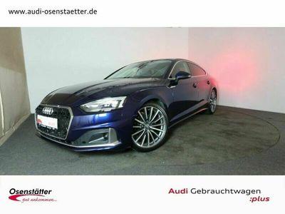 gebraucht Audi A5 Sportback 35 TDI advanced virtual+ Klima Sitzhzg. PDC