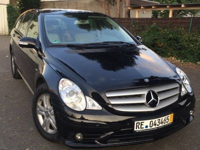 gebraucht Mercedes 320 CDI 7G TRONIK R KLASSE GRAND EDITION