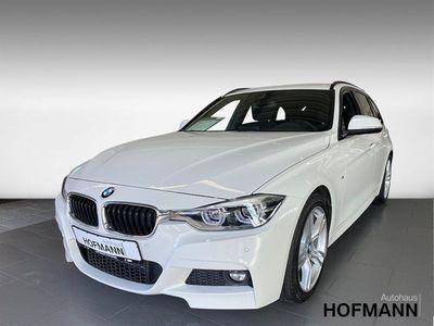 gebraucht BMW 320 d Touring+HiFi+DAB+KFZ+MFL+SHZ+Sportp.+Navi