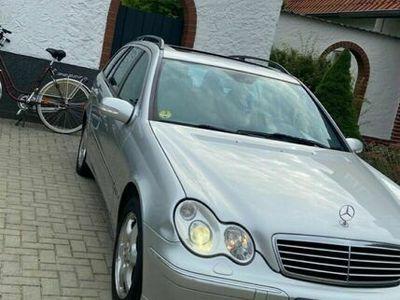 gebraucht Mercedes C270 T CDI Elegance