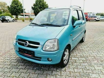 gebraucht Opel Agila Color-Edition