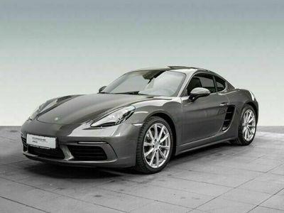 gebraucht Porsche 718 Cayman (PASM) inkl. 10-mm-Tieferlegung 19-Zoll