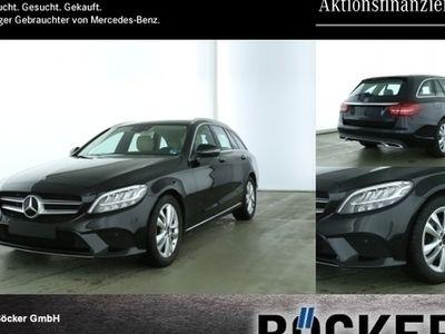 gebraucht Mercedes C200 T Avantgarde LED Navi Kamera el.Klappe