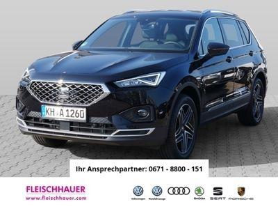 gebraucht Seat Tarraco Xcellence 1.5 TSI ACT 110 kW UPE 38.850 € NAVI TEMPOMAT ACC