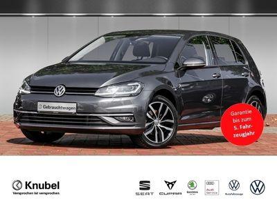 gebraucht VW Golf VII Join 2,0 TDI Navi Rkamera LED Dynamic Light ActivInfo