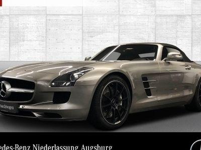 gebraucht Mercedes SLS AMG Roadster B&O Carbon Comand RÃckf.kamera