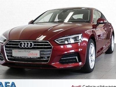 gebraucht Audi A5 Sportback 2,0 TFSI Sport S tronic LED,Navi,SHZ