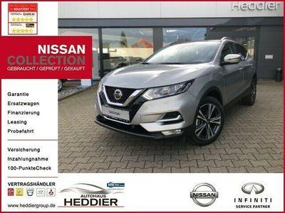 gebraucht Nissan Qashqai N-Connecta *NAVI,360-KAMERA,PANORAMA*