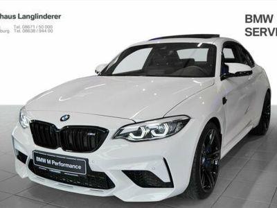 gebraucht BMW M2 Competition Coupé DKG NP 72.089,- Adap.LED Hi
