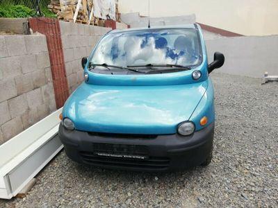 used Fiat Multipla 100 16V - ohne TÜV