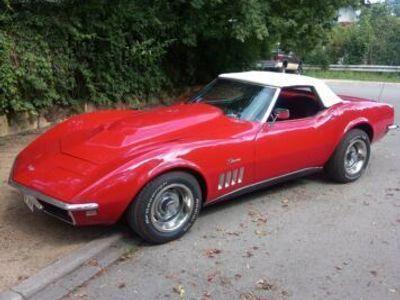 gebraucht Corvette C3 Chrommodell