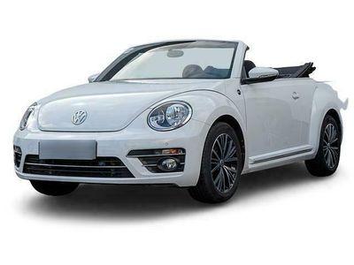 gebraucht VW Beetle Cabriolet 1.2 TSI BMT NAVI LM17 SHZ PDC