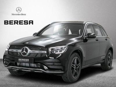 gebraucht Mercedes 200 GLC4MATIC AMG LED AHK Kamera PDC