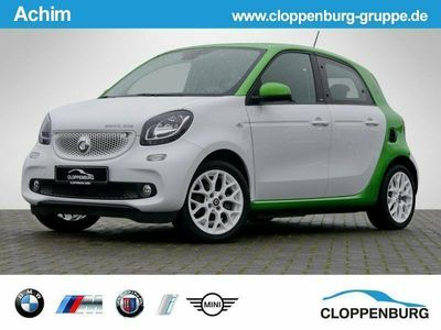 gebraucht Smart ForFour Electric Drive passion Cool & Media Temp