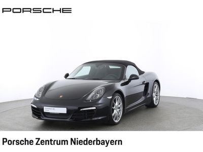 gebraucht Porsche Boxster (Sitzheizung & Tempomat & PDC vo+hi)