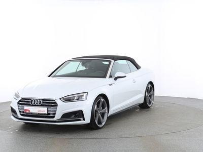 gebraucht Audi A5 Cabriolet sport 2.0 TDI S tronic S line MMI LED