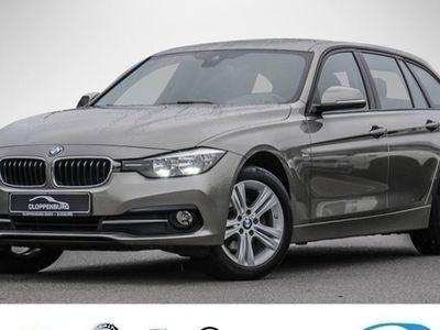 gebraucht BMW 320 d Touring Sport NAVI KOMFORTZG TEMPOMAT HIFI