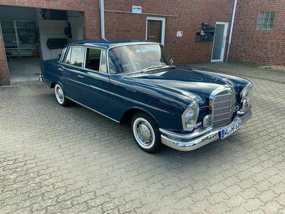gebraucht Mercedes W111 Mercedes BenzHeckflosse 1963 als in Winsen (Luhe)