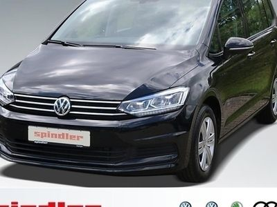 gebraucht VW Touran 1.6 TDI BMT LED+NAVI+SITZH+PDC