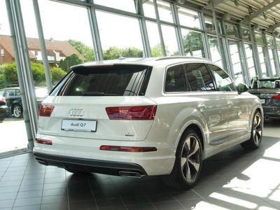 gebraucht Audi Q7 3.0 TDI quattro Navi LED Panorama S line ACC