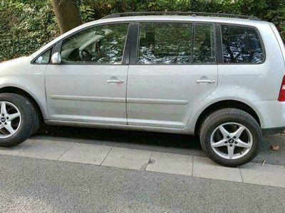 gebraucht VW Touran Volkswagen2.0 Automatik