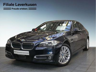 second-hand BMW 535 d Limousine