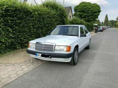 gebraucht Mercedes 190 1.8 W201 Mit Schiebedach
