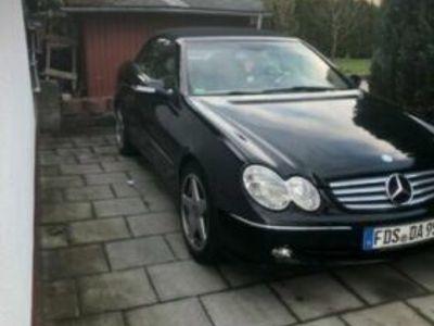 käytetty Mercedes CLK200 kompressor elegance