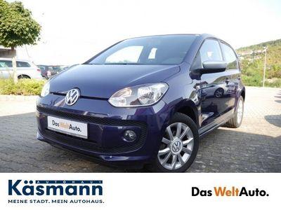 gebraucht VW up! up! 1.0 clubKlima*ZV*Radio/CD*Navi*Sitzhz.