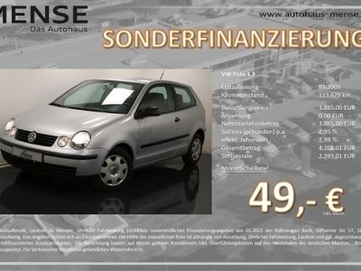 gebraucht VW Polo 1.2 Basis Climatic Komfortausstattung