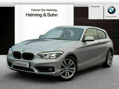 gebraucht BMW 120 d Klimaauto. LED Tempomat Sitzheizung