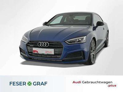 gebraucht Audi A5 Coupé 50TDI q. 3x S Line/LED/Technology/LM20