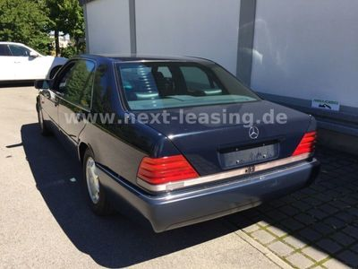 gebraucht Mercedes 600 SEL V12 - 1. HAND!!!