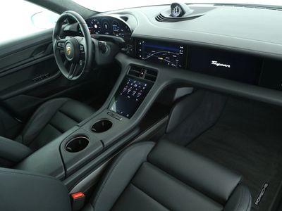 gebraucht Porsche Taycan Turbo S | Beifahrerdisplay |
