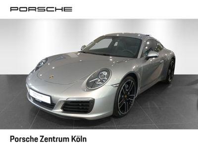 used Porsche 911 Carrera 991Coupe PDK SpAbgas elSD 20''SpRad SpSitz+