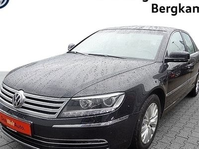 usado VW Phaeton V6 TDI !FACELIFT! ACC/Bluetooth/Skisack/E-KLAPPE