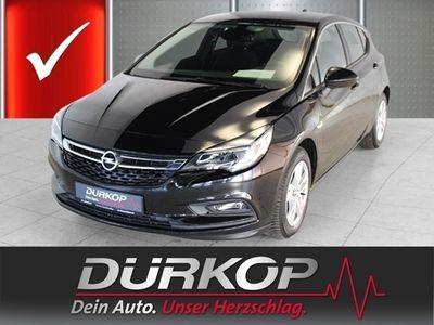 gebraucht Opel Astra 5türig Ultimate 1.4 Turbo Autom*Navi*Parkpilot v+h